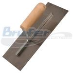 Palustra lisa mango madera 120 mm x 14