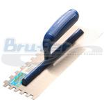 Palustra profesional dentado mango de fibra PAL-02